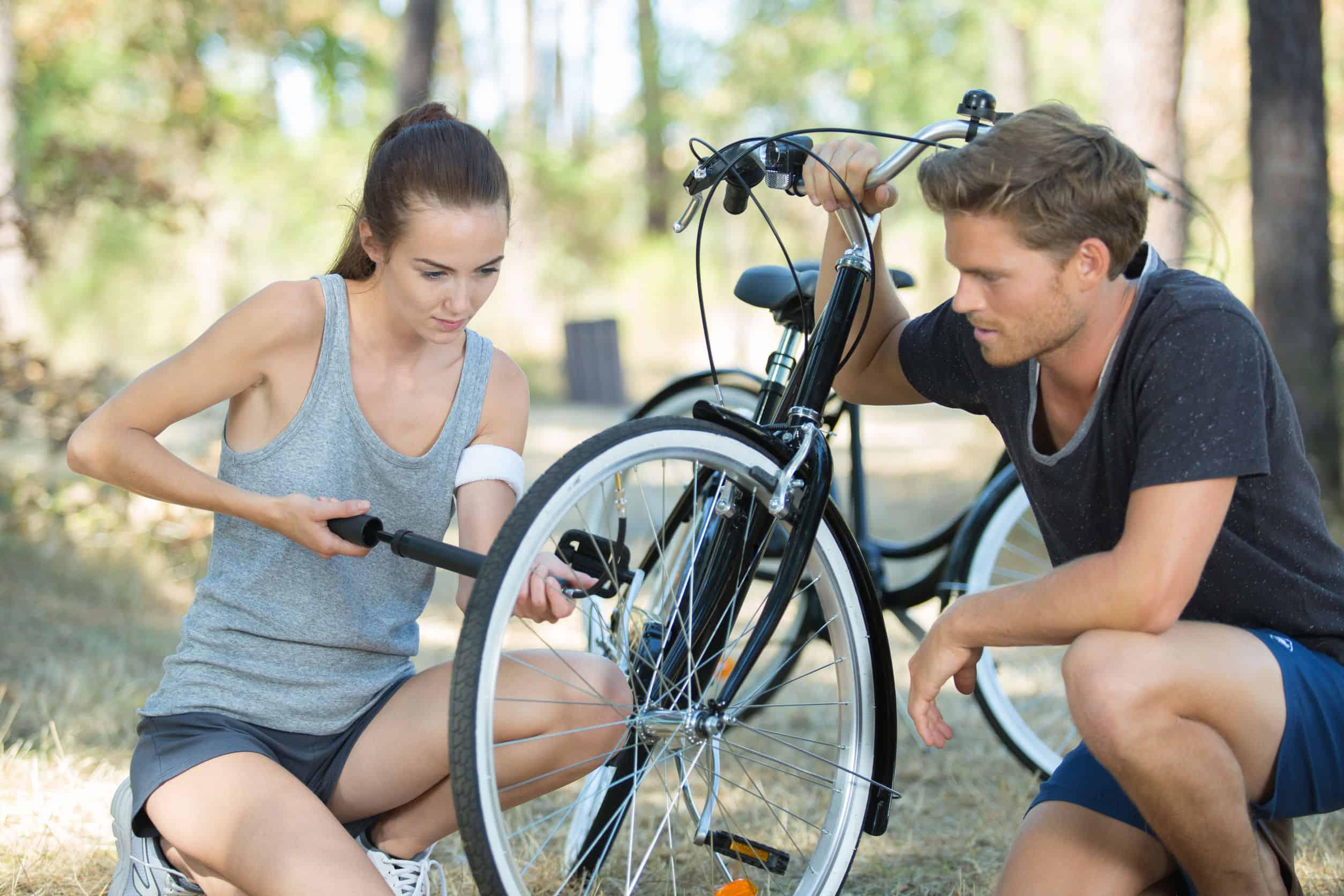 Fahrradpumpe: Test & Empfehlungen (08/20)