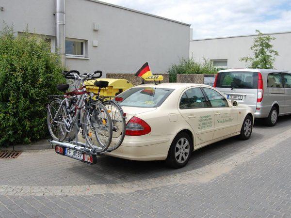 Fahrradträger für die Heckklappe: Test & Empfehlungen (01/20)