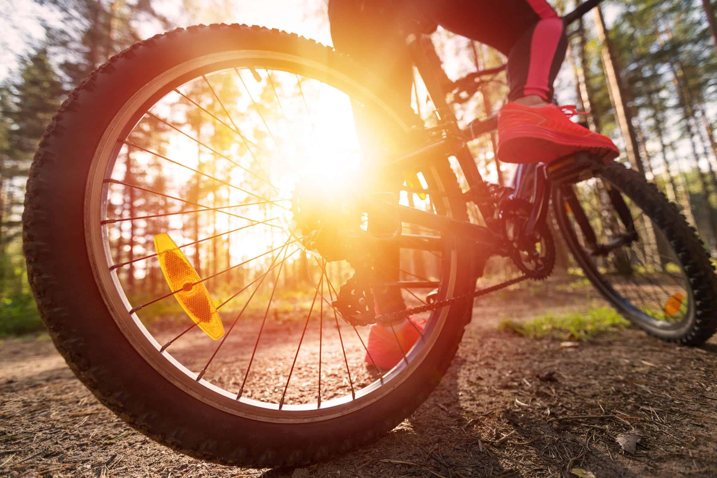 fahrrad felge seitenschlag reparieren