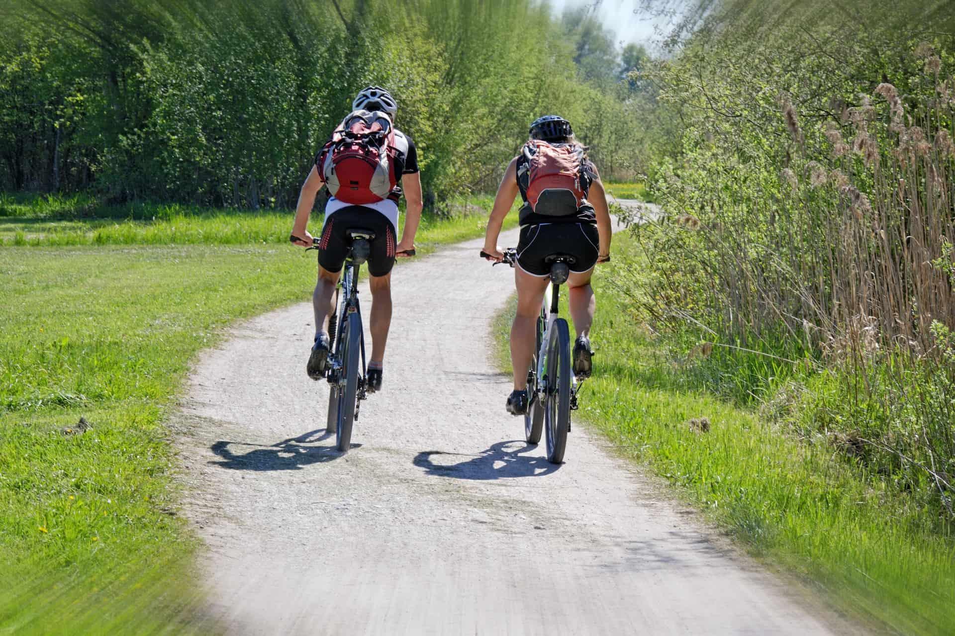 schnell abnehmen mit fahrradfahren