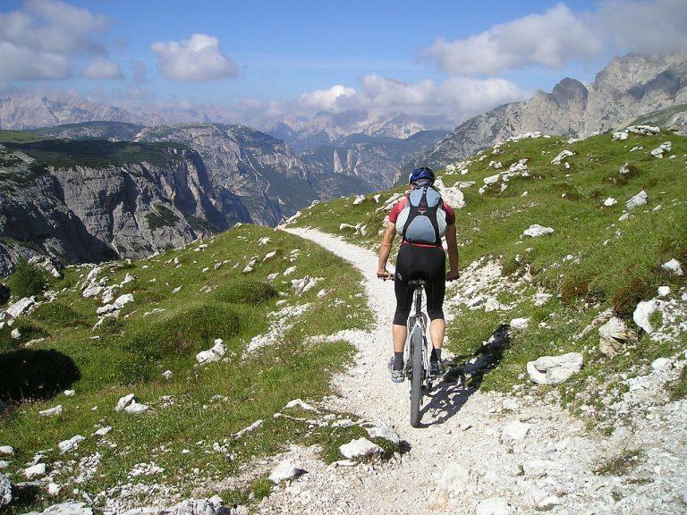 Fahrrad Trail