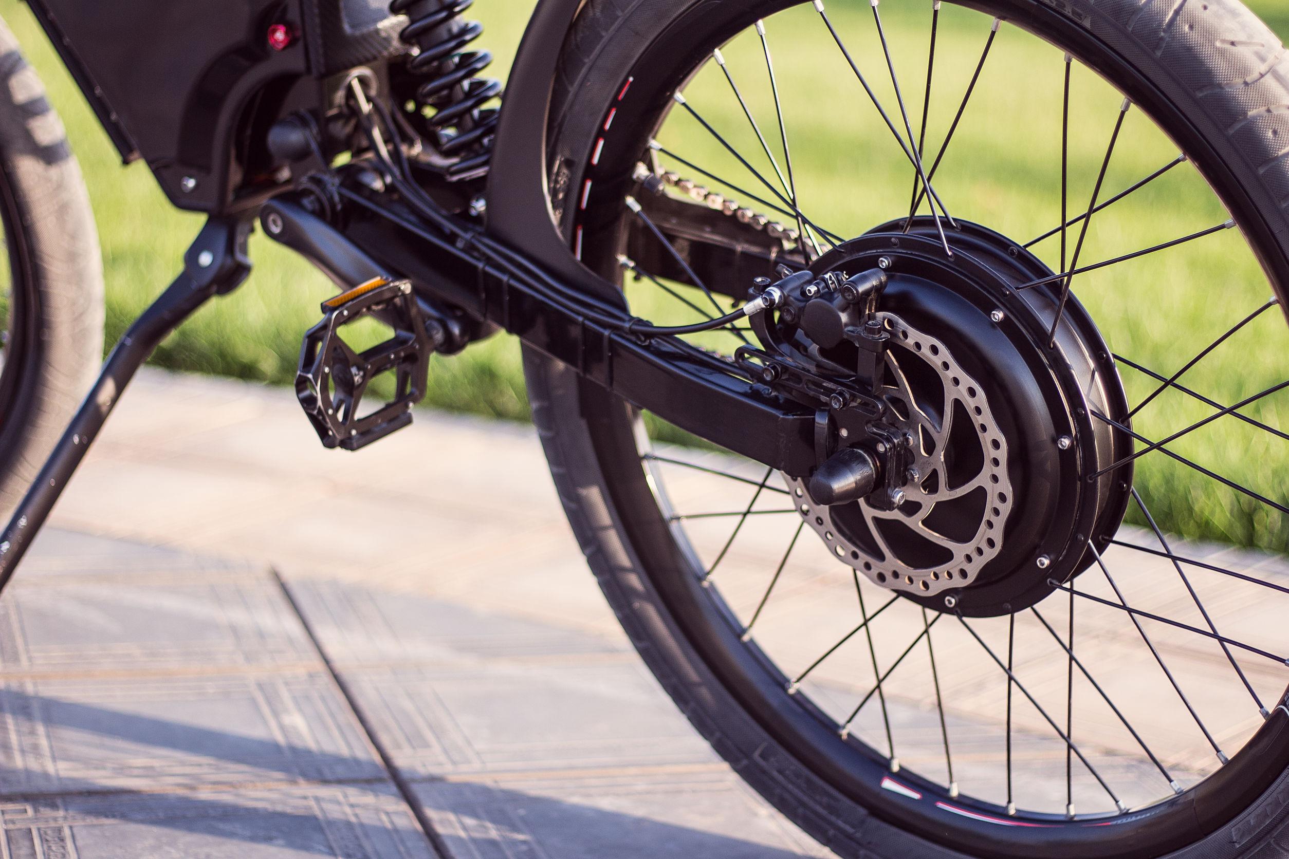 Poison Bike