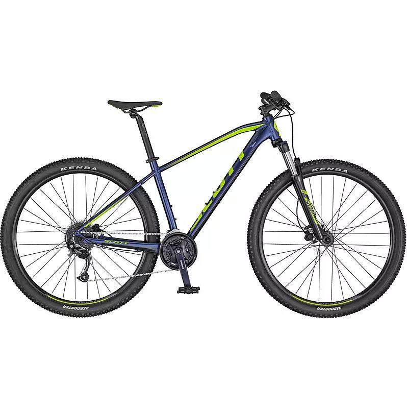 SCOTT Aspect750 - MTB Hardtrail - Mystic Blue-Volt Green