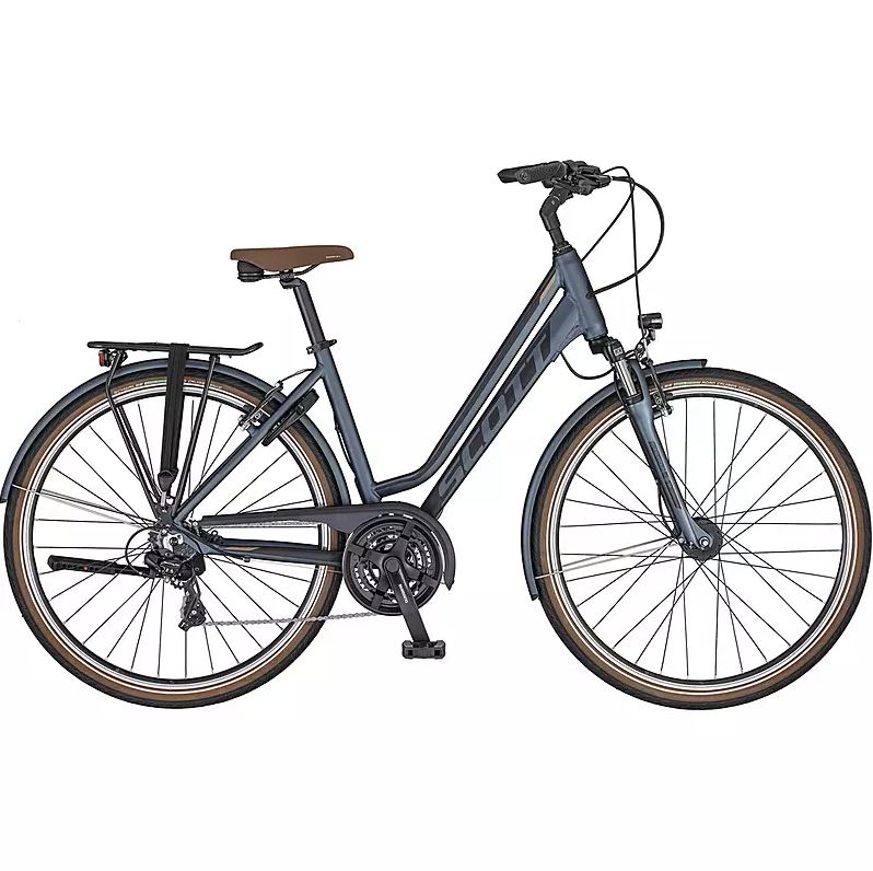 SCOTT Sub Comfort 20 - Trekkingrad - Petrol Blue-Black-Havana