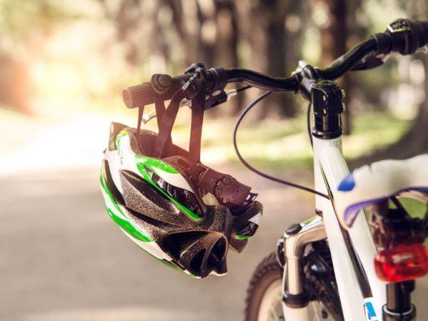 Abus Fahrradhelm