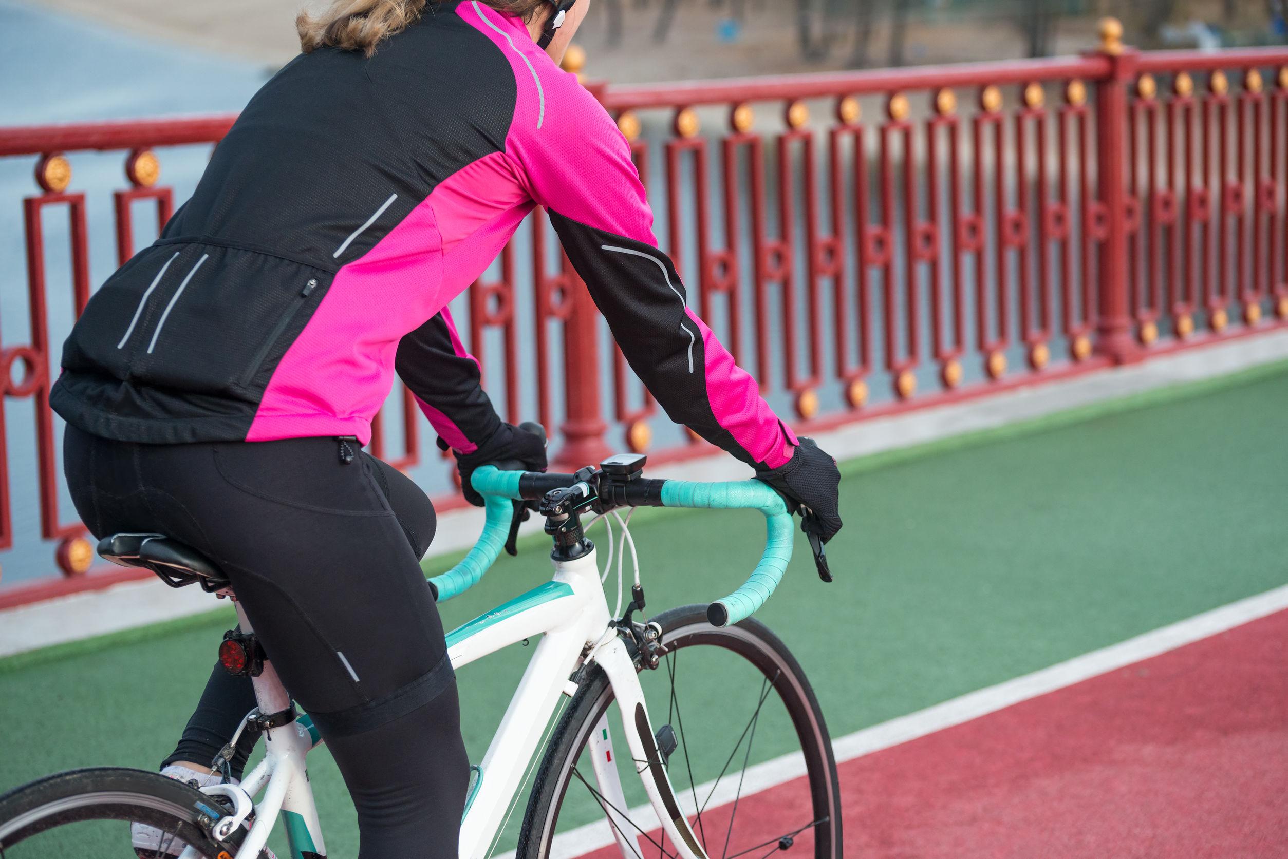 Fahrradjacke