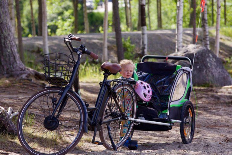Lastenanhänger für Fahrräder-3