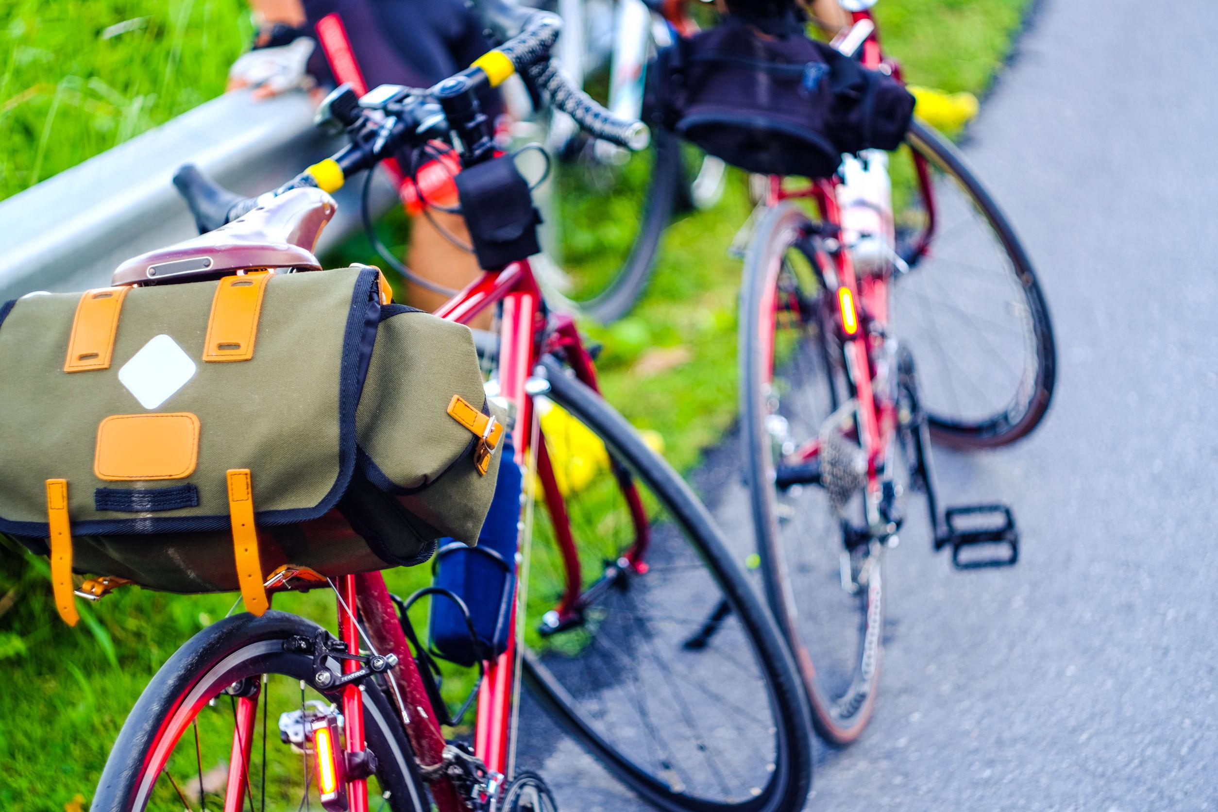 Fahrradtasche Rucksack
