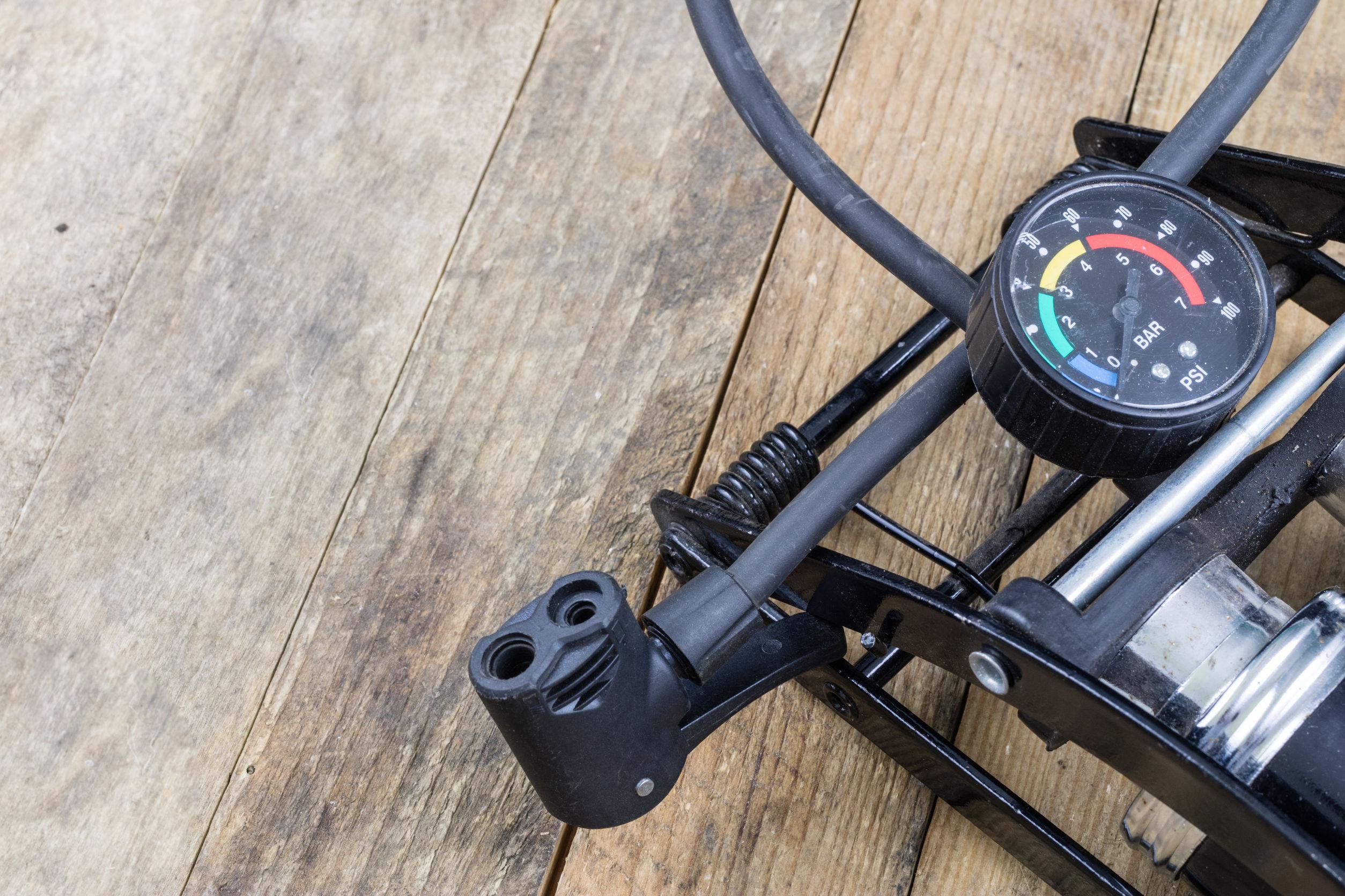 Fahrrad Luftpumpe