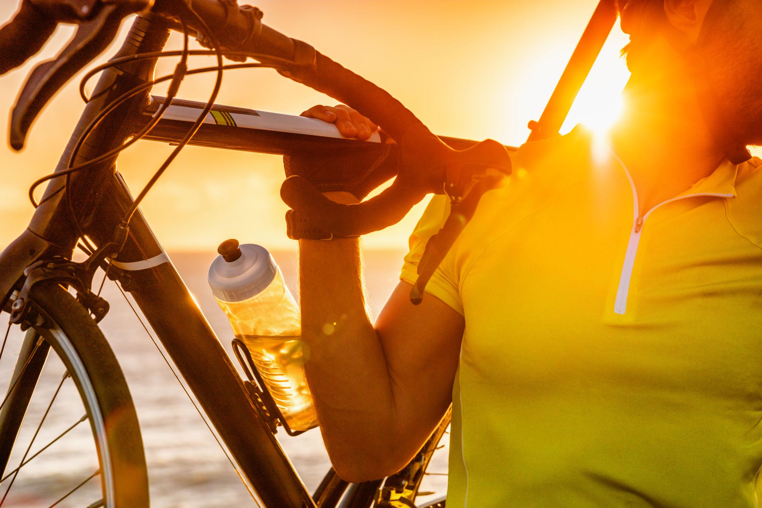 Fahrrad-Flaschenhalter