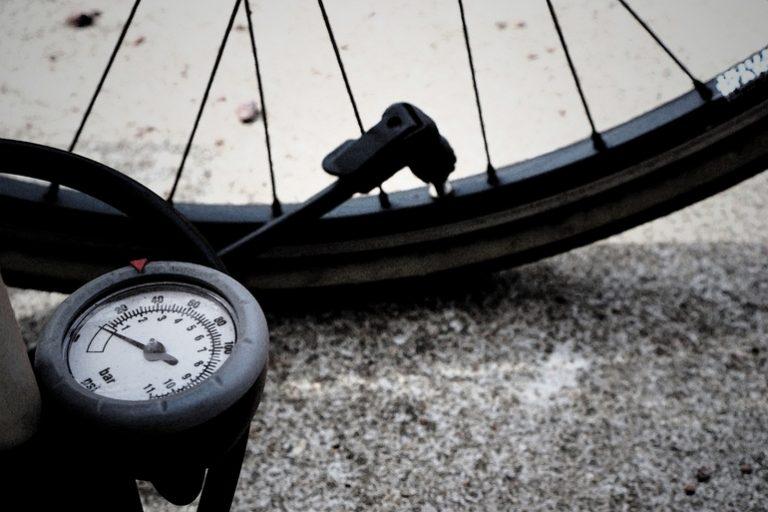Fahrrad Luftpumpe-1