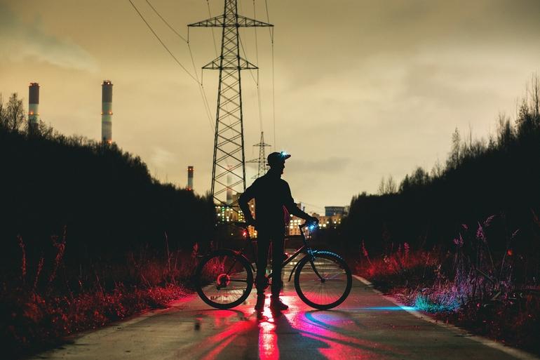 Fahrrad Rücklicht-1