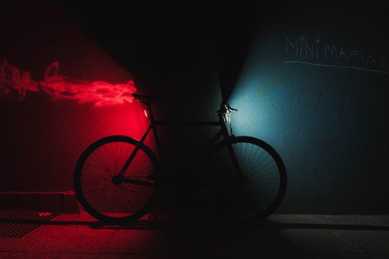 Fahrrad Rücklicht-3