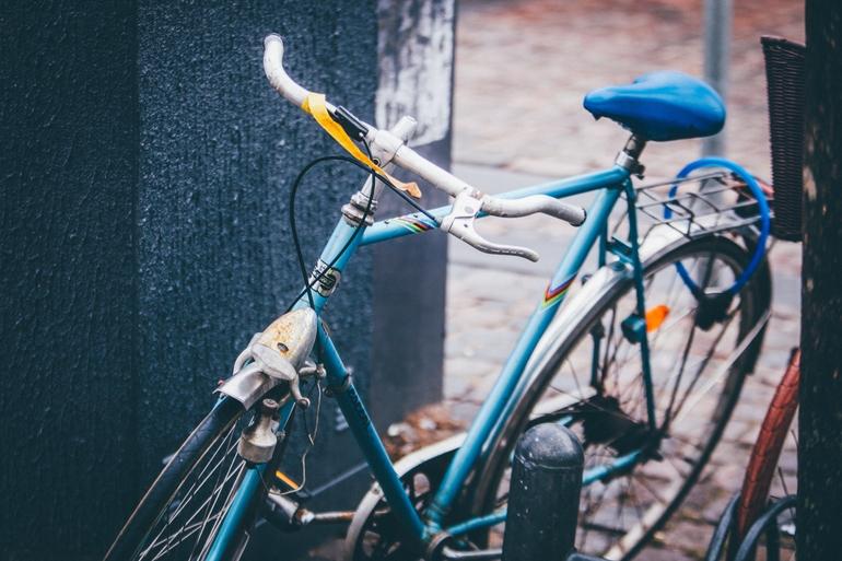 Zahlenschloss Fahrrad-1