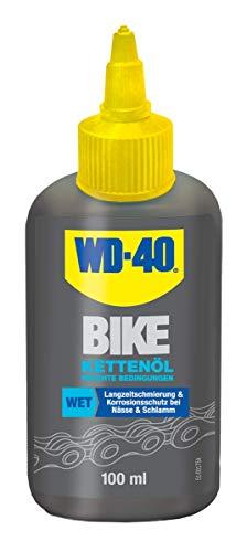 WD-40 Bike Kettenöl Feuchte Bedingungen 100ml