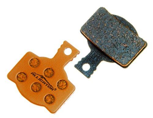 Scheibenbremsbelag Organisch ALLIGATOR Magura MT2 / MT4 / MT6 / MT8