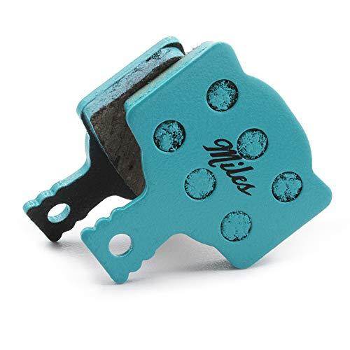 Miles Racing ® Fahrrad Scheibenbremsbeläge semi-metallisch für Magura MT2 MT4 MT6 MT8 Type7