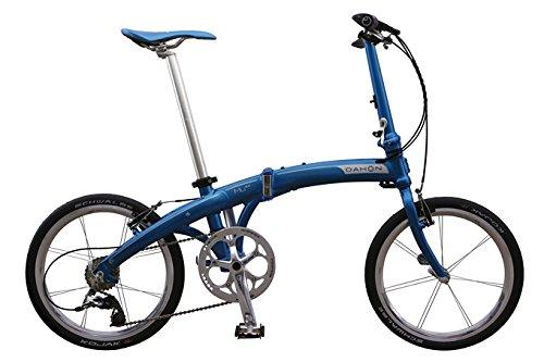 Dahon Mu EX Fahrrad faltbar blau 10V
