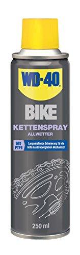 WD-40 Bike Kettenspray Allwetter 250 ml