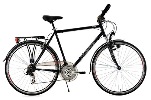 KS Cycling Trekkingrad Herren 28'' Vegas schwarz RH53cm Multipositionslenker