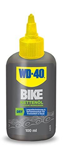WD-40 Bike Kettenöl Trockene Bedingungen 100ml