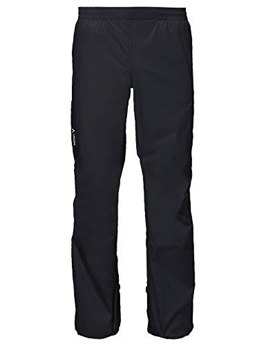 VAUDE Herren Hose Men's Drop Pants II, black uni, L, 04981