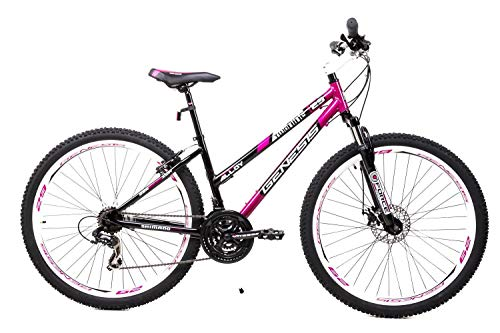 29 Zoll Alu Damen Cross MTB Bike Fahrrad Shimano 21 Gang Scheibenbremse Disc B-Ware