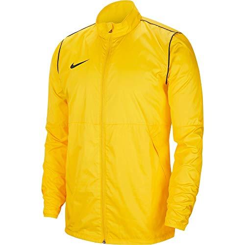 Nike Herren Park20 Rain Jacket Regenjacke, Tour Gelb Schwarz Schwarz, L EU