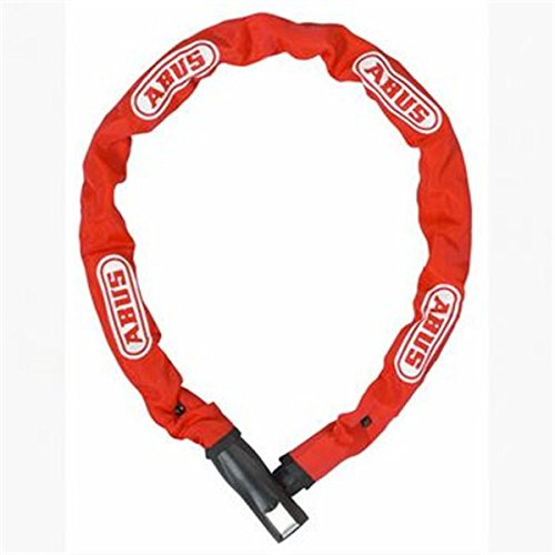 ABUS 095597–8800/120_ Rot Stoff recubireta IONUS Schlüssel Kette rot