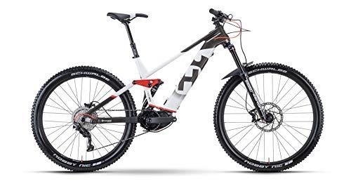 Husqvarna Mountain Cross MC4 Pedelec E-Bike MTB braun/weiß 2021: Größe: 40 cm